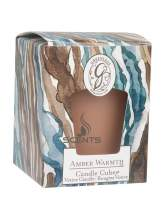 Аромасвеча кубик Greenleaf Тепло Янтаря
