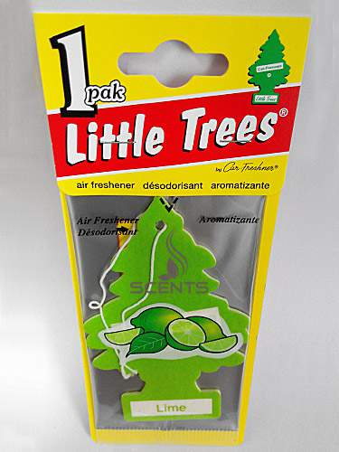 Елочка Little trees Lime